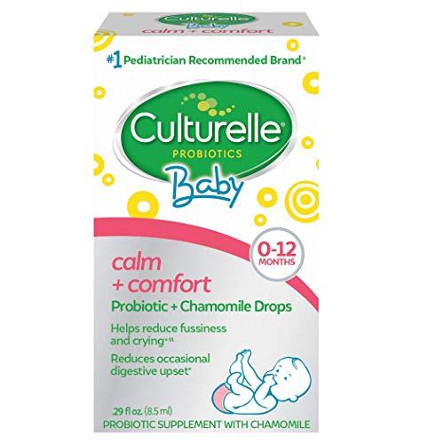 Culturelle Baby Calm + Comfort Probiotics + Chamomile Drops