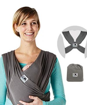Baby K'tan Breeze Baby Wrap Carrier, Infant and Child Sling