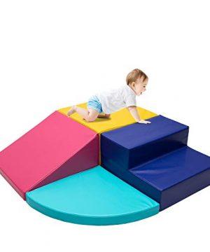 Softscape Crawl and Climb Foam Play Set