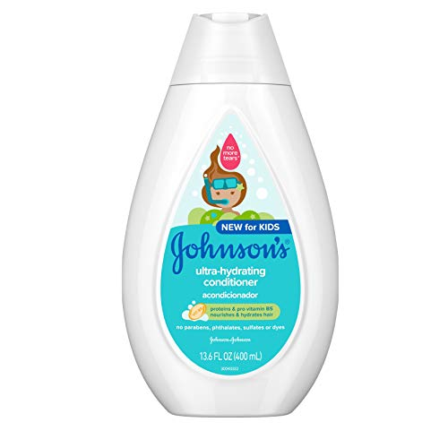 Tear-Free Kids' Conditioner with Pro-Vitamin B5 Proteins