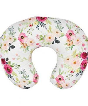 "Binory 22.5""x18"" Newborn Cotton Breastfeeding Pillow Cover"