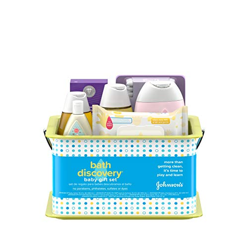 Johnson's Bath Discovery Gift Set for Parents-to-Be