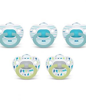 6-18 Months NUK Orthodontic Pacifiers