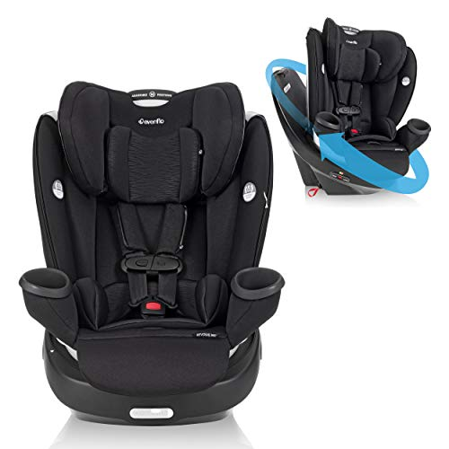 Evenflo Gold Revolve360 Rotational All-in-One Convertible Car Seat