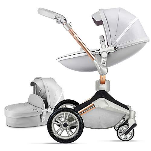 Baby Stroller 360 Degree Rotation