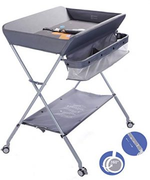 Baby Changing Table Portable Folding Diaper ChangingStation