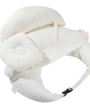 Backrest Baby Breastfeeding Pillow Soft Nursery Pillow