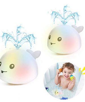 Addmos Baby Bath Toys for Boys Girls