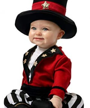 Princess Paradise unisex baby Lil Ringmaster Infant and Toddler Costumes