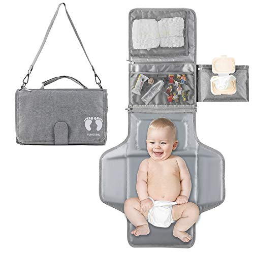 Waterproof Travel Baby Changing Table
