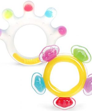 3M+ Babies New Palm and Ferris Wheel Teethers