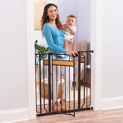 Regalo Home Accents Extra Tall and Wide Baby Gate