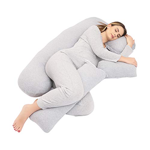 Pregnancy Pillows,Pregnancy Pillow U-Shaped Full Body