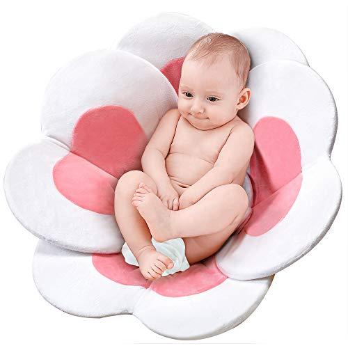 Baby Bath Flower Sink Insert Baby Bath Lotus Soft