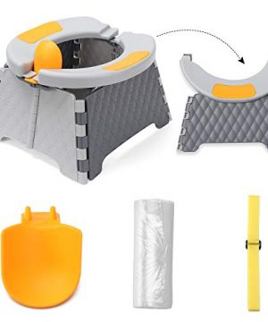 Portable Potty Training Seat for Toddler Kids