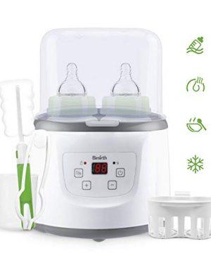 Baby Bottle Warmer Bottle Sterilizer Smart for Breast Milk