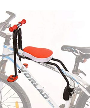 FenglinTech Baby Bike Seat, Child Safety Carrier Front Seat
