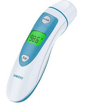 ANKOVO Thermometer for Fever Digital Medical Infrared