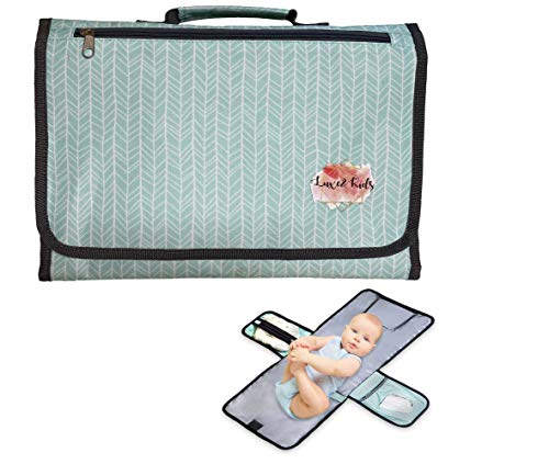Portable Baby Changing Pad Luxe and Kids - XLarge Travel
