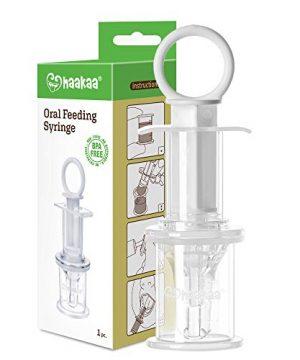 Haakaa Baby Oral Feeding Syringe for Liquid Feeding