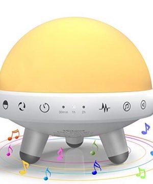Baby Night Light ,Yachance White Noise Machine