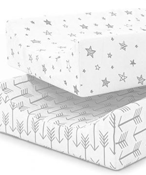 Changing Pad Cover Sheets, Premium 100% Jersey