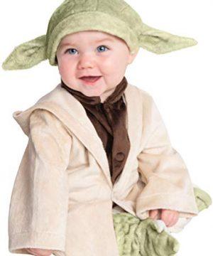 Rubie's unisex baby Star Wars Classic Yoda Deluxe Plush