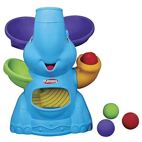 Playskool Elefun Busy Ball Popper Active Toy for Toddlers