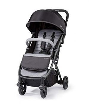 Compact Fold Baby Stroller Compact Car Seat Adaptable
