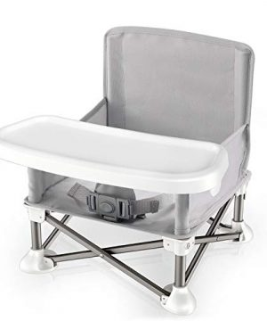 Baby Seat Booster High Chair - Portable Toddler Booster Seat