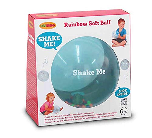 Edushape Sensory Toy Ball For Baby And Toddlers