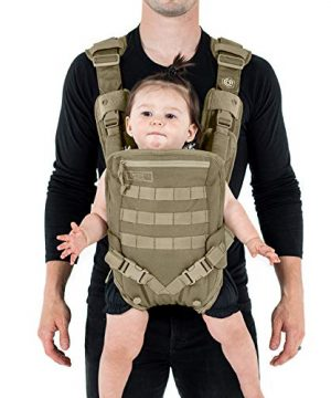 Mission Critical S.01 Action Baby Carrier, Baby Gear for Dads