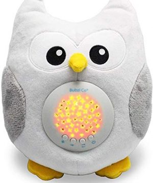 Baby Soother Toys Owl White Noise Sound Machine