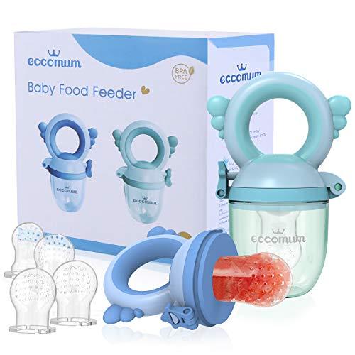 Eccomum Baby Food Feeder/Fruit Feeder Pacifier