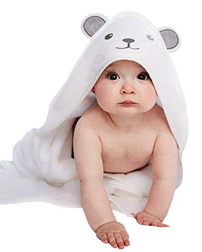 Hooded Baby Towel for Babies, Toddler, Infant