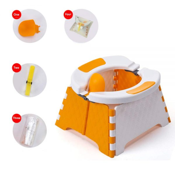 Honboom Portable Potty Training Seat for Toddler