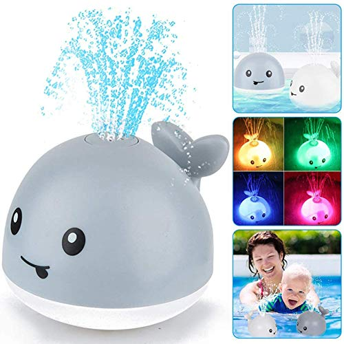 Learning Curve Baby Bath Toys with LED Light