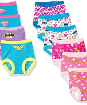 Justice League Girls Potty Pant Underwear