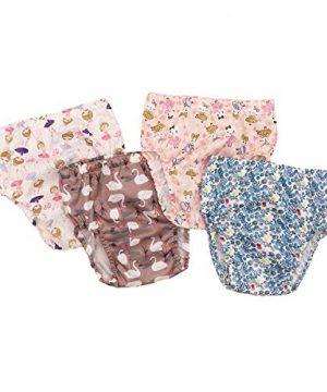 Baby Girls' Waterproof Pants Plastic Underwear Covers-Used