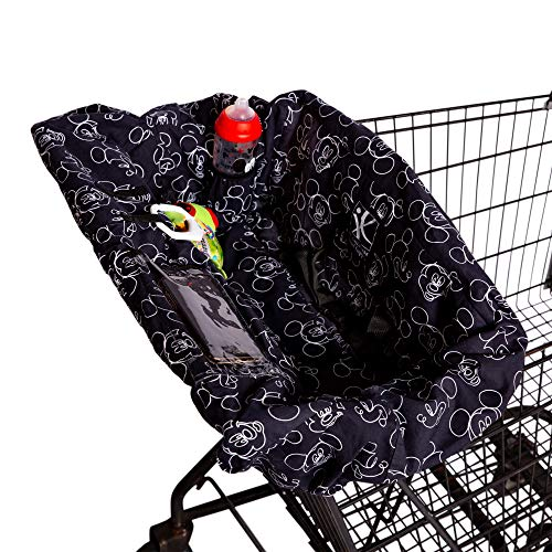 J.L. Childress Disney Baby by Shopping Cart, High Chair Cover