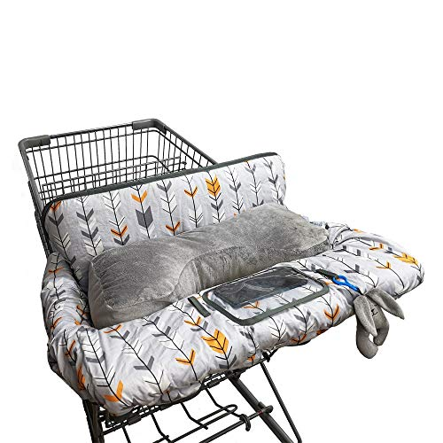 Infant Grocery Cart Cushion Liner Large