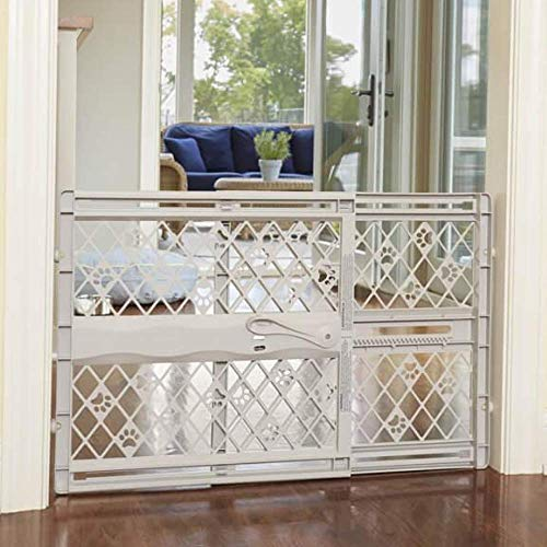"""North States MyPet Paws 40"""" Portable Pet Gate"""