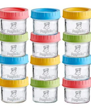 Baby Food Storage Jars Reusable Small Containers