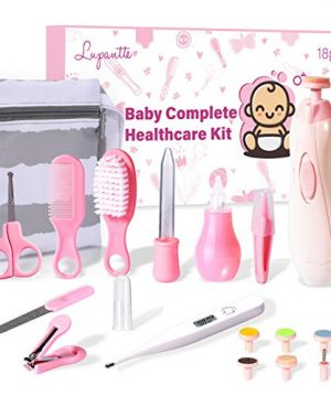 18 in 1 Baby Electric Nail Trimmer Set
