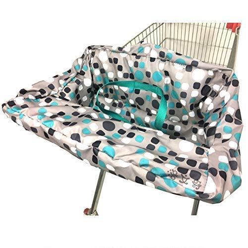 ZHANGLI Shopping Cart Seat Covers Mat for Baby