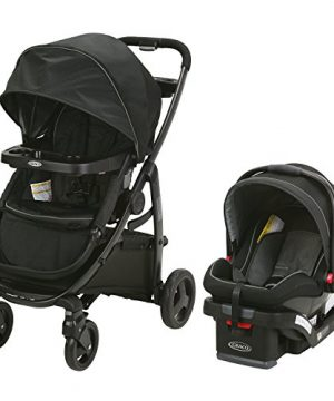 Graco Modes Travel System | Includes Modes Stroller