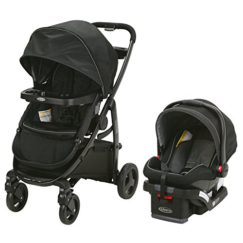 Graco Modes Travel System   Includes Modes Stroller