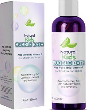 Kids Bubble Relaxing Bath Lavender Oil