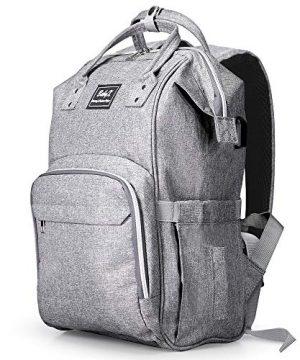 BabyX Diaper Bag Backpack Multifunction