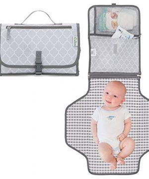 Baby Portable Changing Pad, Diaper Bag